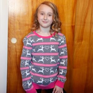 Hanna Andersson Girl's Sweater